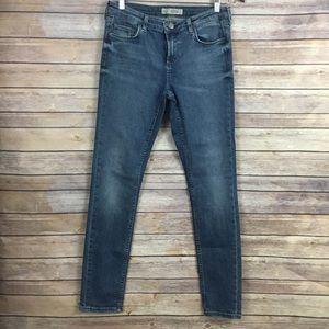 Topshop Moto Baxter Jeans